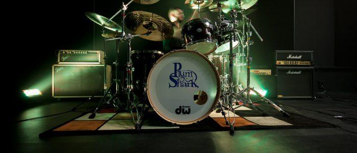 Großes Schlagzeug
